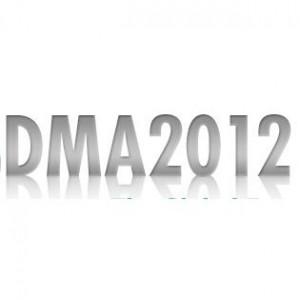 DMA2012 Logo
