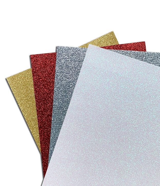Diamond Print Glitter™ Wide Format Colors